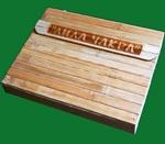 Бамбуковая коробочка Лила Чакра