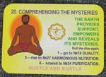 Card Lila chakra